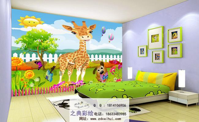 之典墙绘提醒:幼儿园墙绘用的材料为丙烯,绿色环保,是当今公用的墙绘画画颜料.其它如墙纸或有色卡纸和胶水,是含有有毒害物质的,对儿童成长不利。 之典墙绘提醒:幼儿园墙绘保存时间长,室内理论上是永久性的保存。 之典墙绘提醒:.幼儿园墙绘一次性作好,次年不再考虑墙面重新处理;而剪纸贴纸则只能保存一年,一年后有的脱落,有的褪色或积满很厚的灰尘。在不用时,需要把贴纸撕下,重新贴上,而撕下的过程中会破坏墙体本身,进而需要重新涂墙做基层底。每年所有做墙底和贴剪纸,又费钱又费时间。 之典墙绘提醒:幼儿园墙绘现代简洁,易于